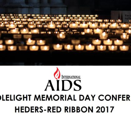 Candlelight Memorial Day Conference & Heders-Red Ribbon 2017